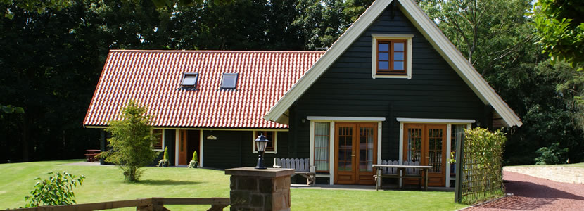 Luxury Timber Lodges in Northumberland