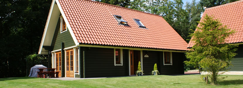 Swarland Old Hall Self Catering Holiday Lodges